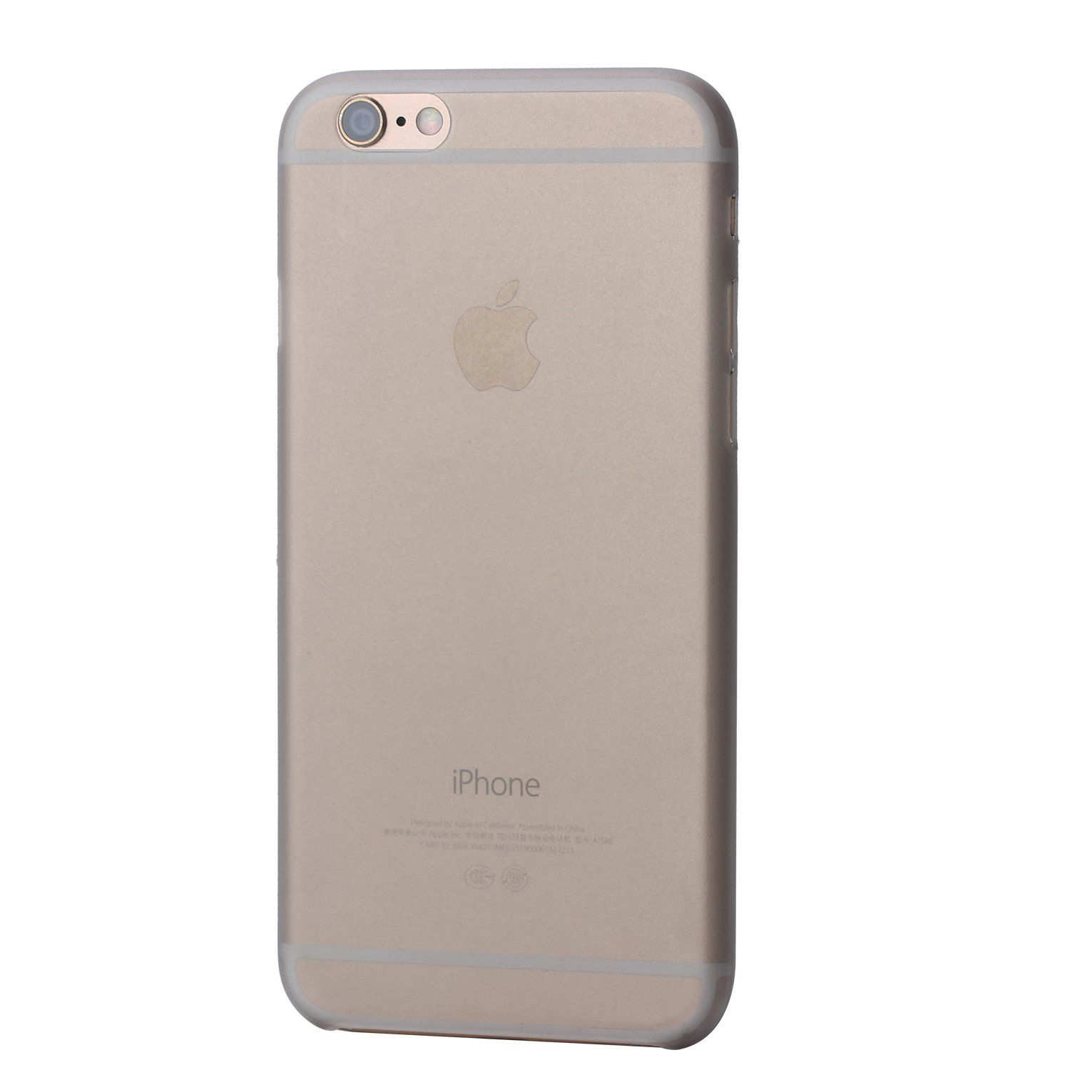 Amazon Hard Plastic 0 3mm Ultra Thin Case for Apple Iphone 6 and