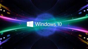 4k 4096x2304 Windows 10 Wallpaper W10 Windows 10 Logo 222 In 2018