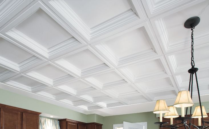 Do It Yourself Home Design: 4. Ideas - Crowning & Ceilings