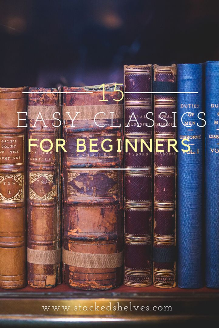 15 must-read classics for beginners in 2020 | Must read ...