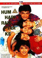 Hum Hain Rahi Pyar Ke We Are Travellers On The Path Of Love Hindi Movies Bollywood Posters Bollywood Movies