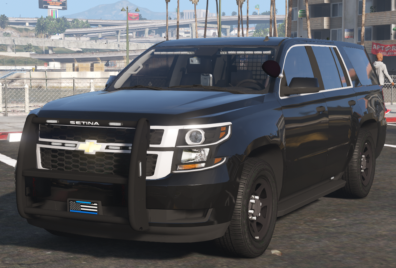 2015 Chevy Tahoe Slicktop Unmarked Due To Upload Limitations I