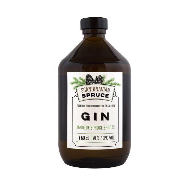 flasche smidu gin gin getr nke und flaschenetiketten. Black Bedroom Furniture Sets. Home Design Ideas