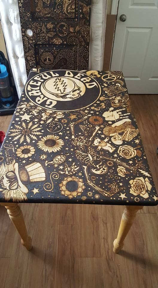 very cool!....   Pyrography   Pinterest