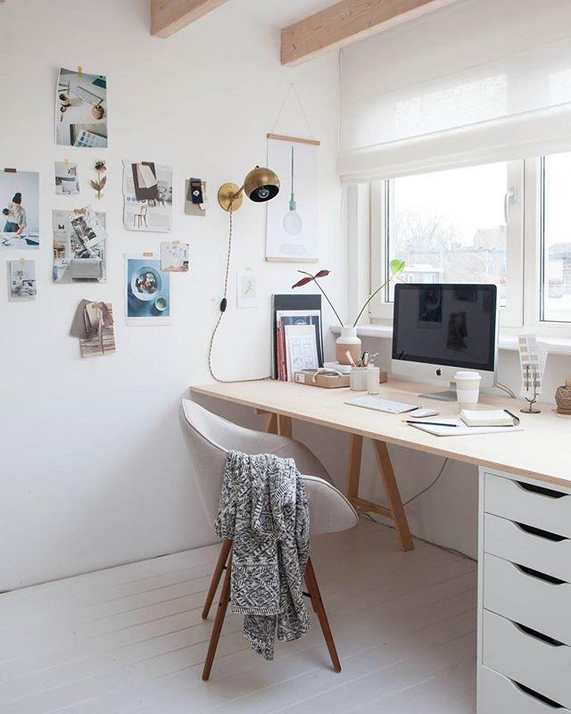Home Office Einrichten Und Dekorieren 40 Anregende: Photo Via Avenue Lifestyle