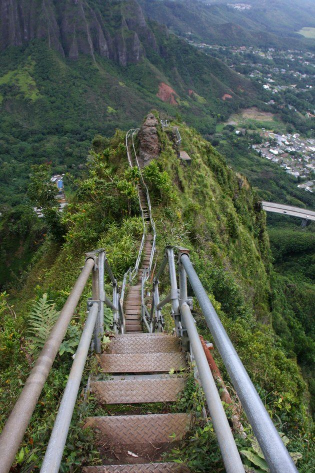 This Illegal Stairway To Heaven Could Soon Be Open To The Public