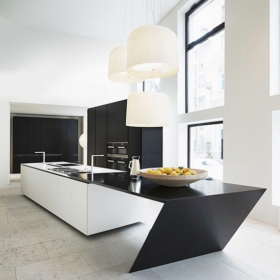 Take A Tour Around An Eclectic Home In West London With A 21st Century  Vibe. Modern Kitchen DesignsDesign ...