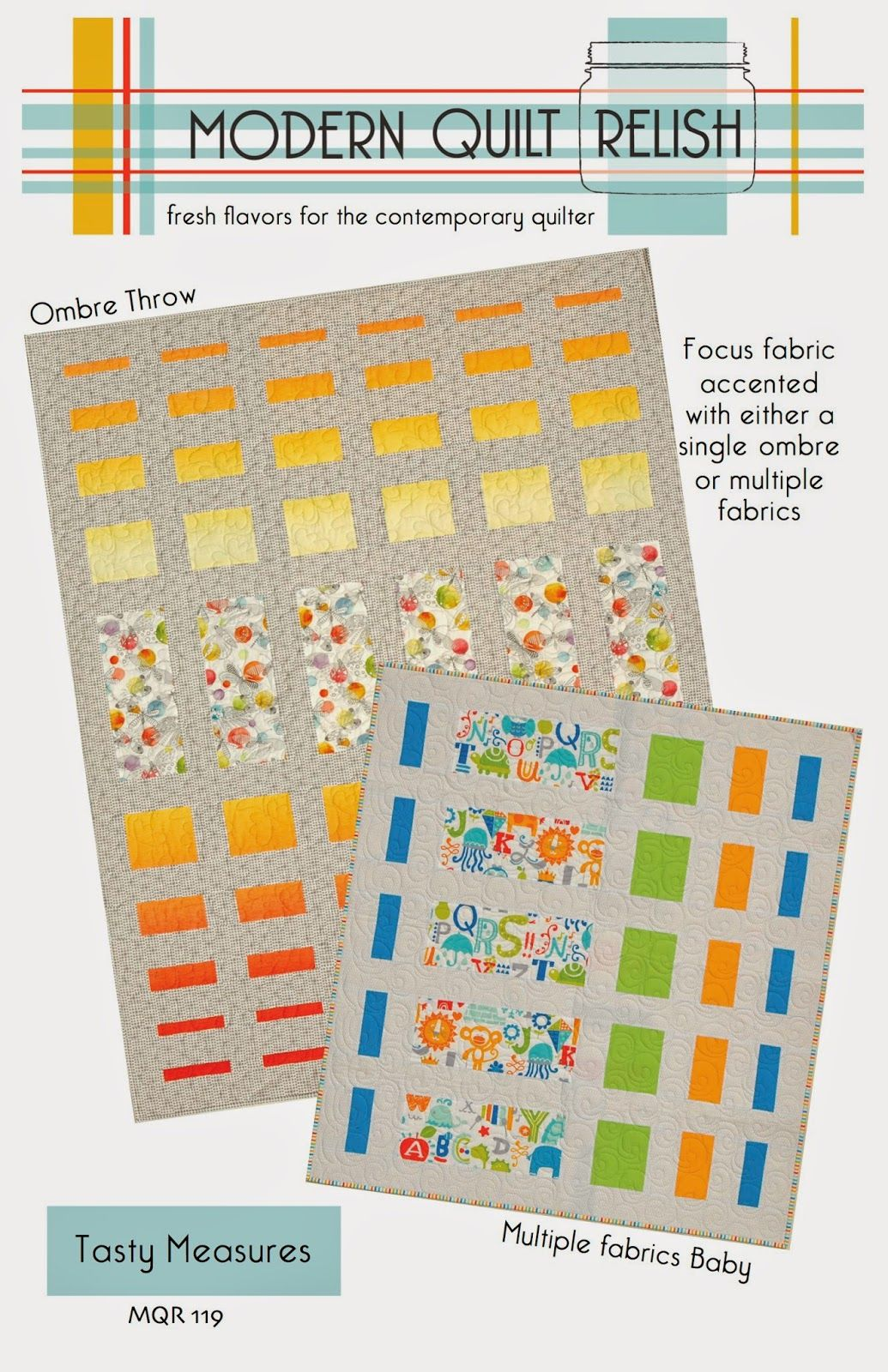 Modern Quilt Relish Patterns