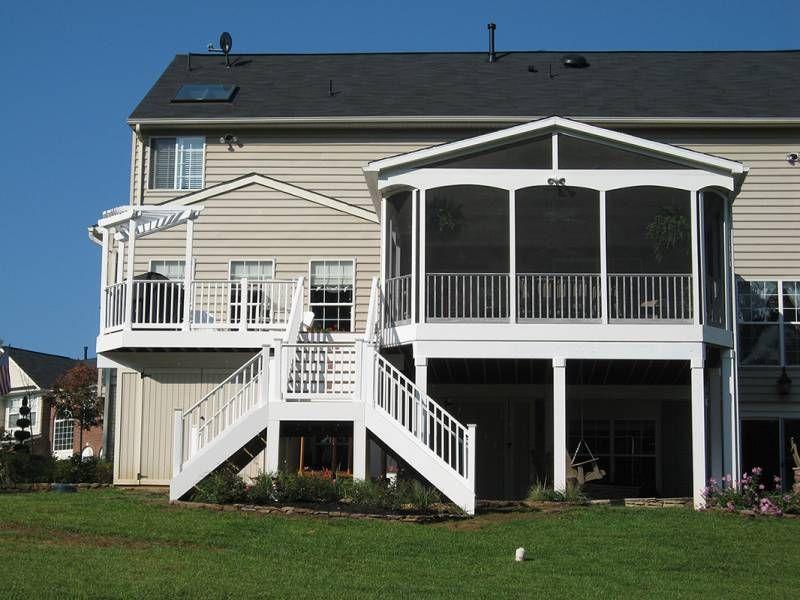 Click To Close Virginia Homes Porch