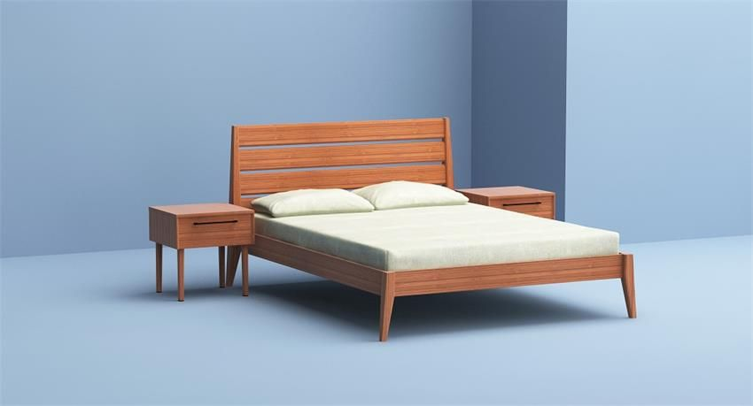 Greenington Sienna Bamboo Bed Platform Bed Bed King Platform Bed