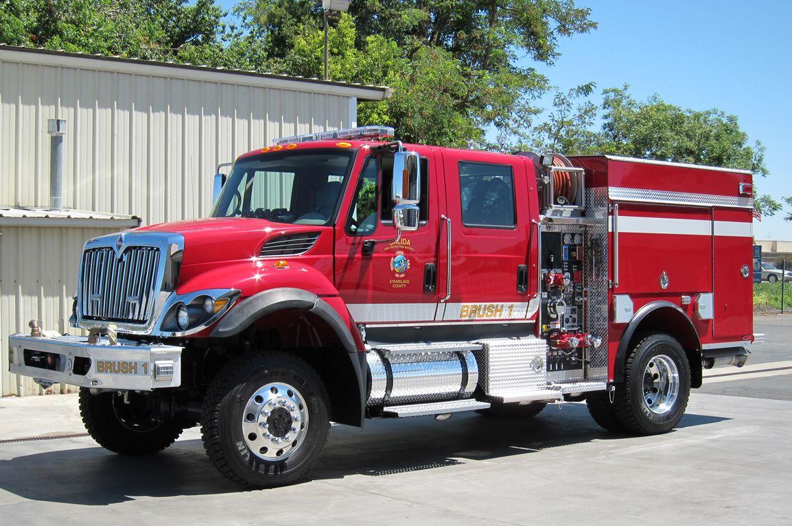 International Workstar Pumper Fire trucks, Emergency
