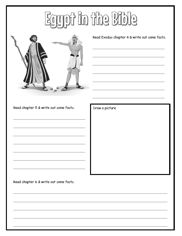 Here Is A Freebie Ancient Egypt Worksheet Set For Grades 2nd 6th