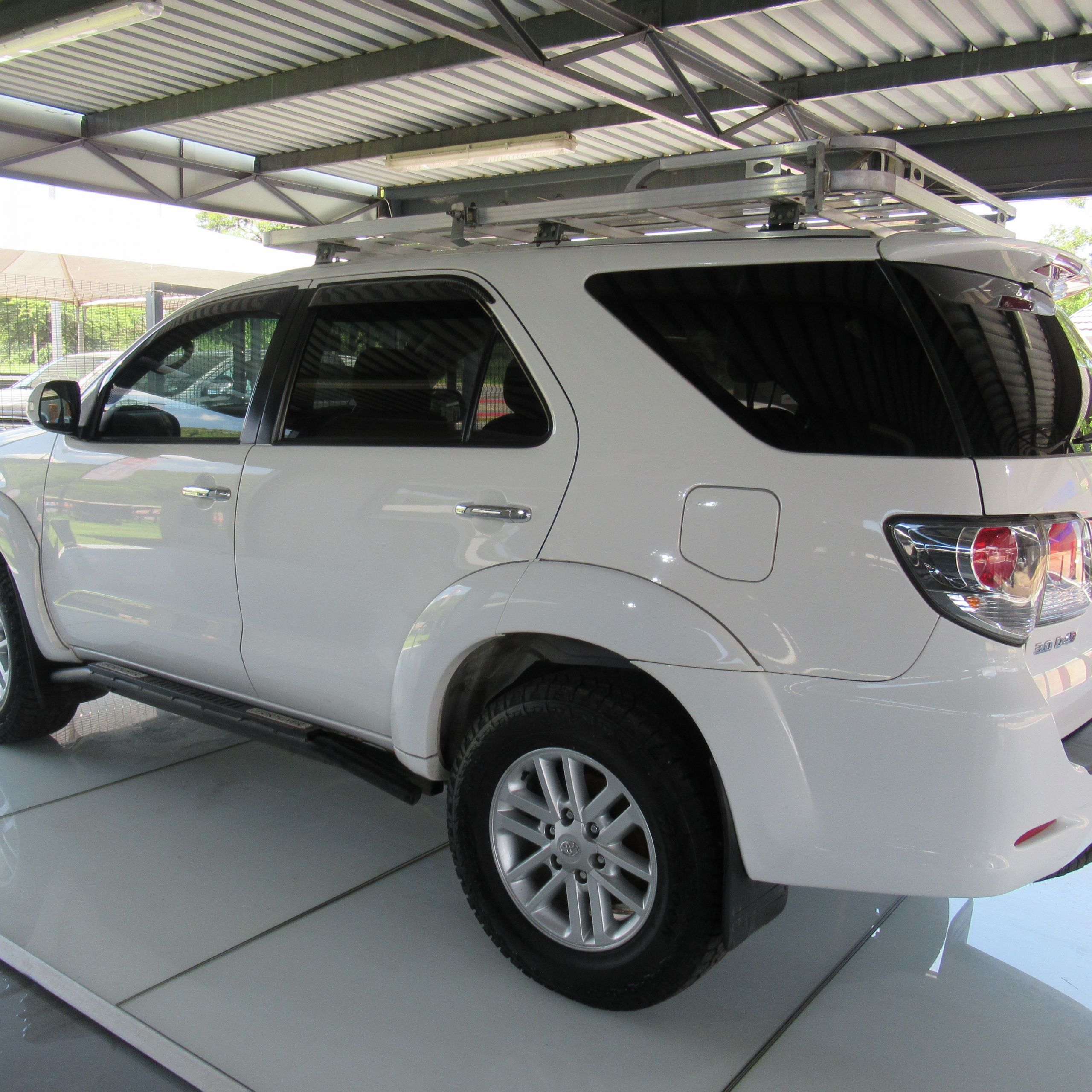 Demo Cars for Sale Beautiful toyota fortuner 3 0d 4d 4×4 A