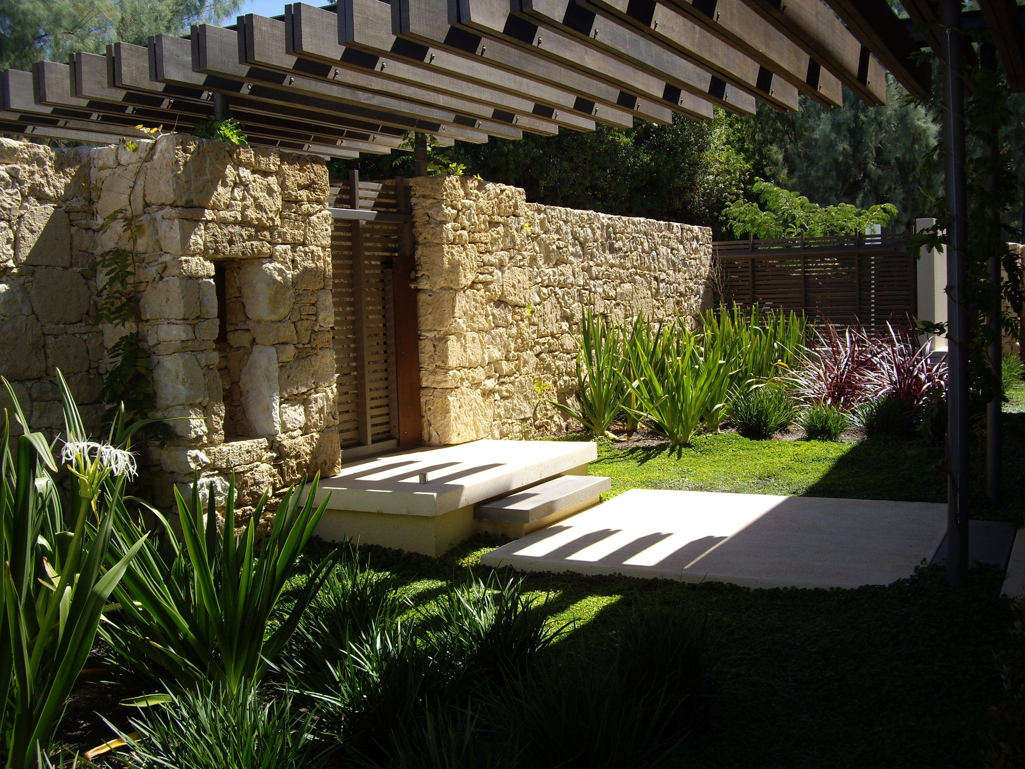Planting Designed By Julianne Kenny Contracted By David Hames