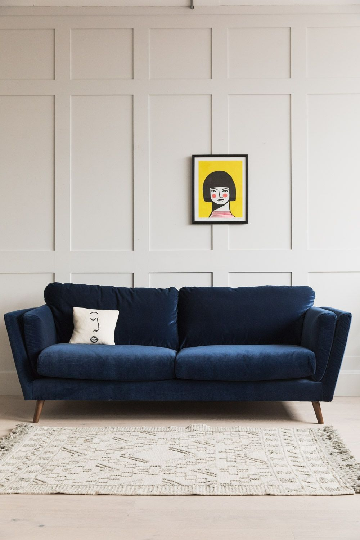 Richmond Sofa Velvet Furniture Velvet Sofa Furniture