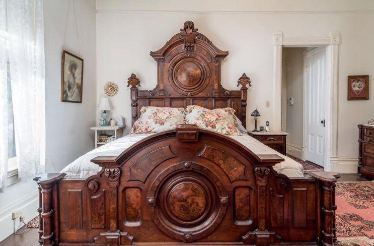 1888 Bedroom Bed Furniture Design Quality Bedroom Furniture Victorian Furniture