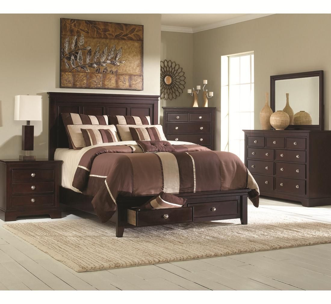 Bring elegance back to your bedroom d cor with this