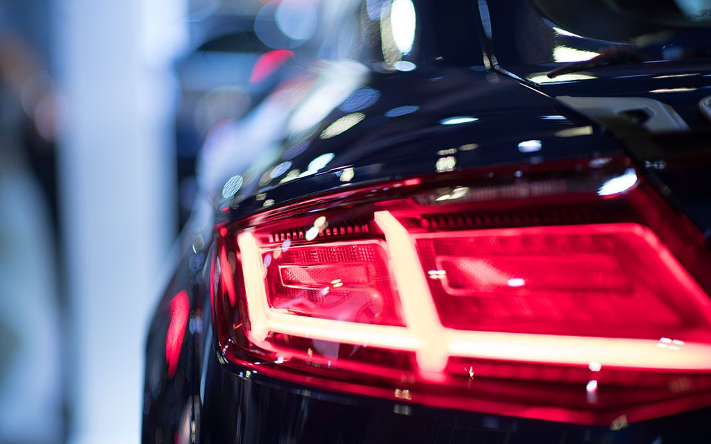 Red Alert Wallpaper By Stuarticus From Http Interfacelift Com The Left Brake Light Of A Brand New Audi Tt Coupe This Was Taken Car Audi Cars Audi