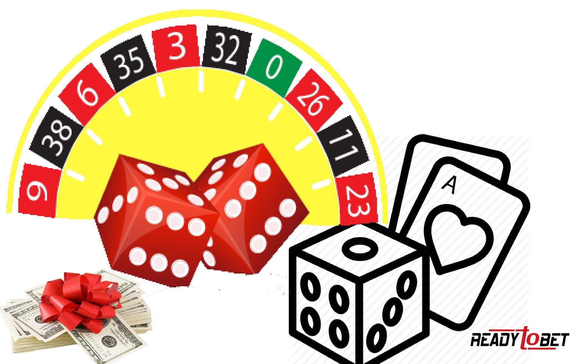 Don't miss casino bonus upto 600EUR and 25+ free