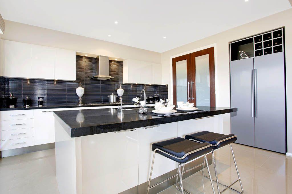 6 3100 jet black mcdonald jones homes jet black house for Mcdonald jones kitchen designs