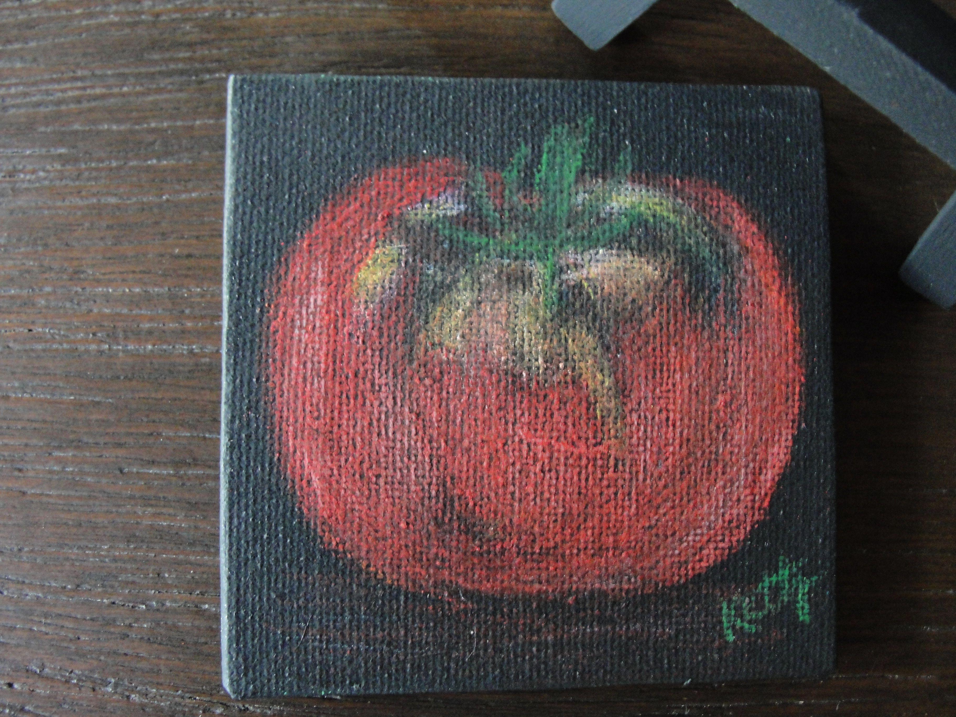 Mini Canvas Paintings Tomato Httpwwwamazoncom