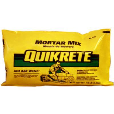 Quikrete 10 Lb Mortar Mix Model 110210 True Value Mix Concrete North America Things To Sell