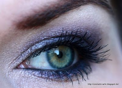 ... noch ein Make up Blog ...: AMU mit Essence Night Club 03 Dance til dawn