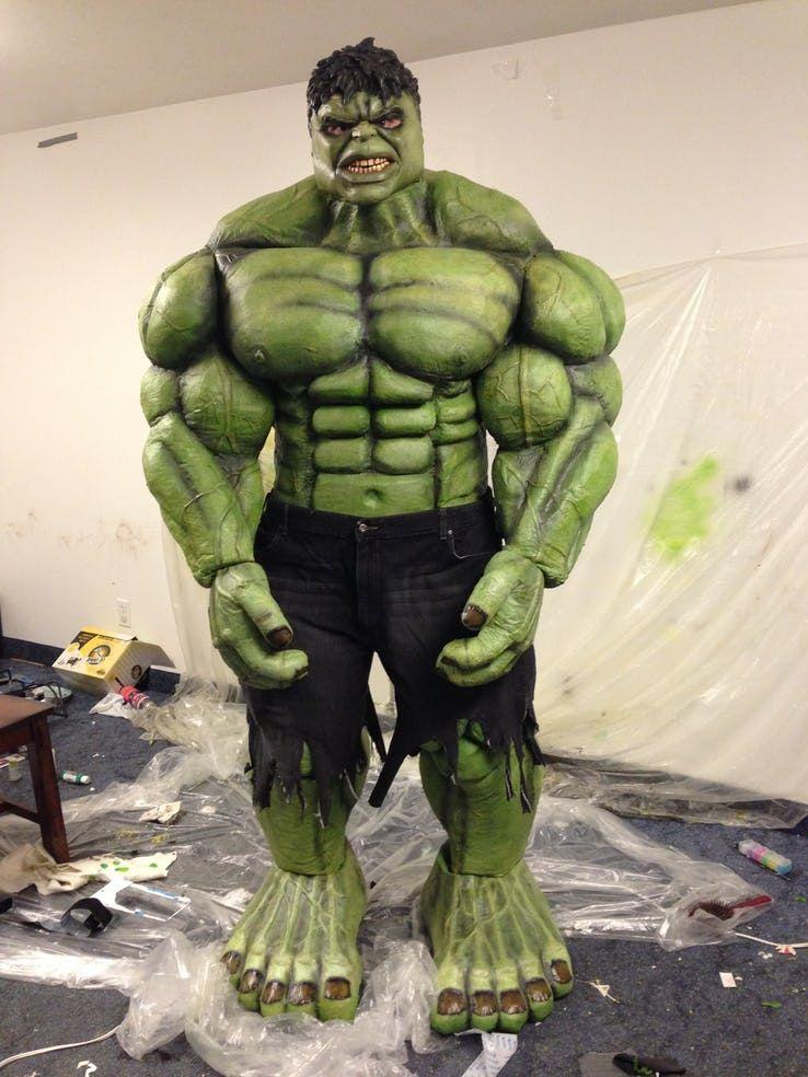 incredible hulk costume - 540×676
