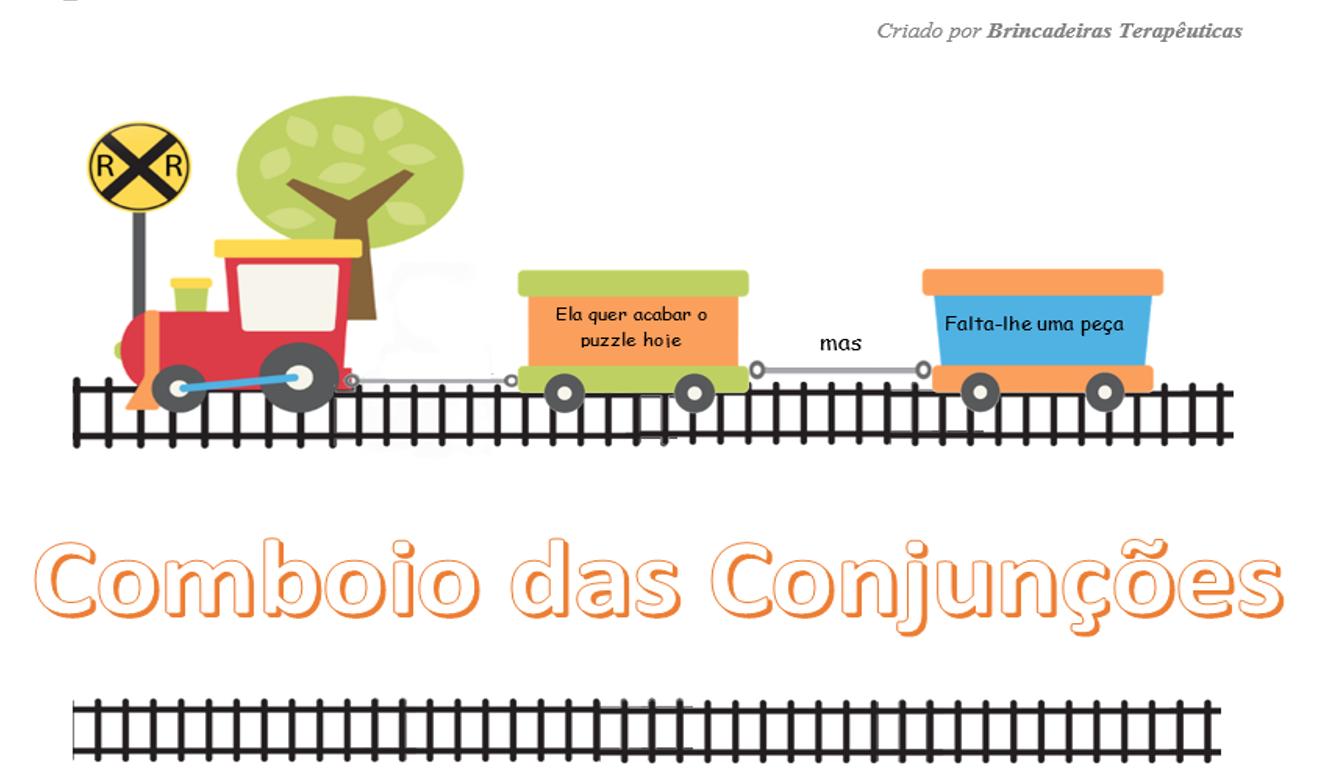 Frases De Brincadeiras Para Facebook: Frases Complexas - Comboio Das Conjunções