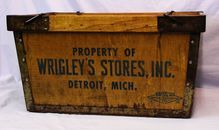 wrigley s stores banana box crate 85 22313he removed crates wrigley box www pinterest com