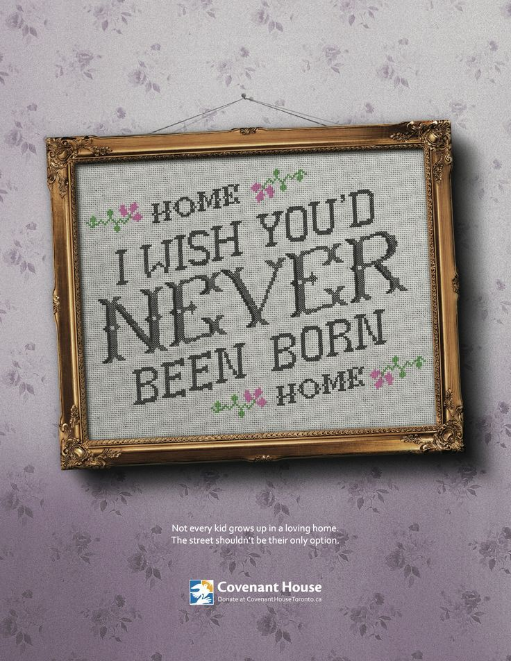 Serious advertisements Pinterest Creative advertising and Ads - House Advertisements
