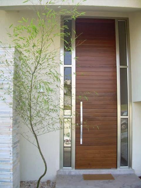 Tipos De Portas Modernas E Estilosas Porta De Entrada Moderna Tipos De Portas Projeto De Janela