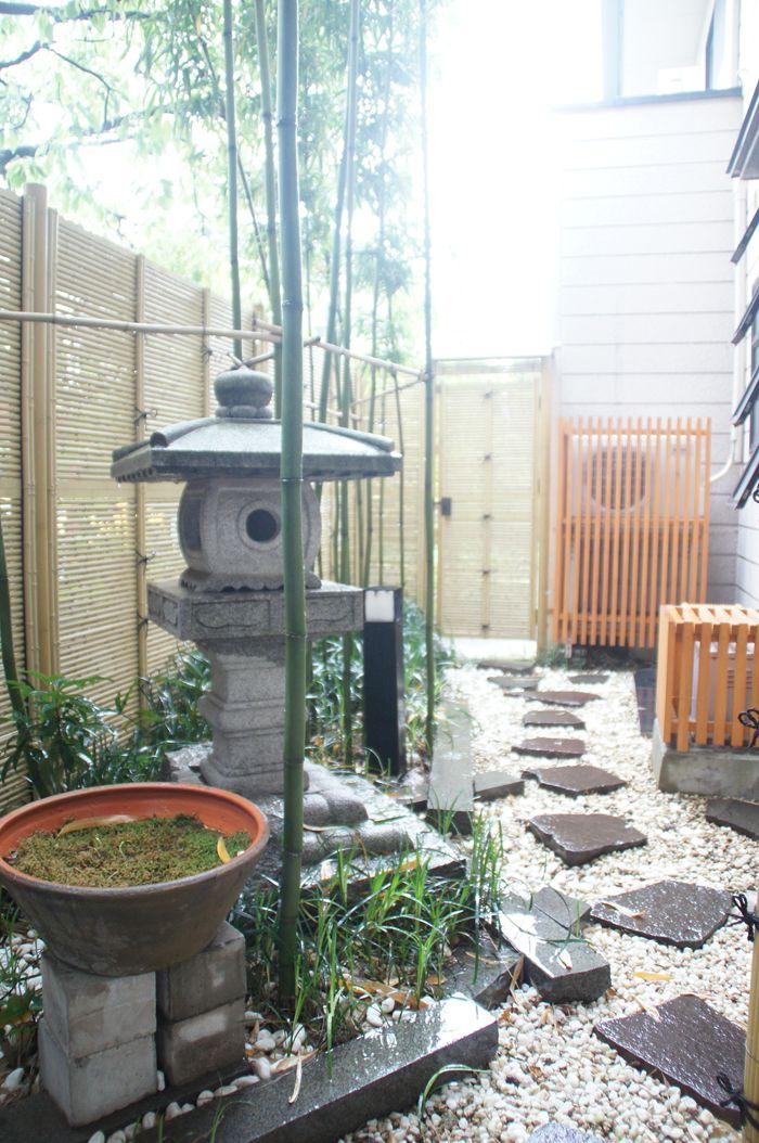 坪庭 / ナチュラルガーデン / ガーデンデザイン / 外構 Garden Design / Japanese Garden