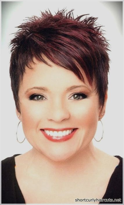 Best Pixie Haircuts for Round Faces #ShortPixieHaircuts #PixieHaircuts   Short spiky haircuts ...