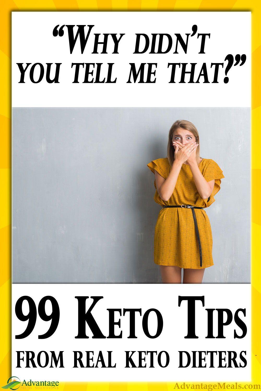 99 Surprising Keto Tips & Tricks
