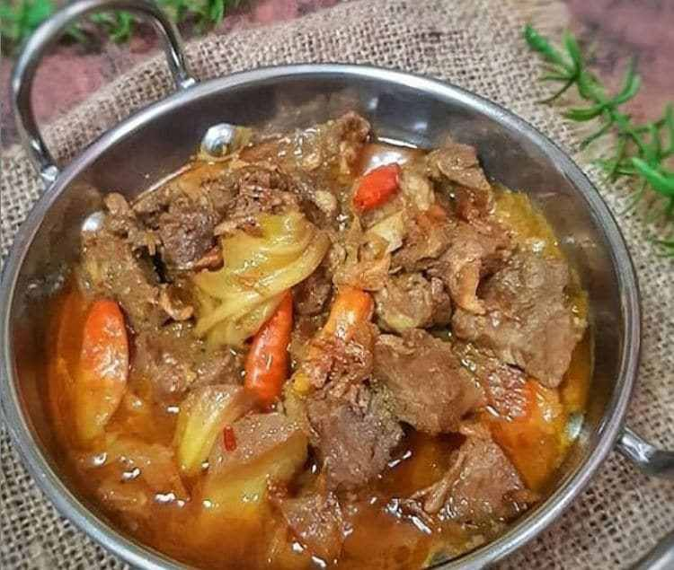 Resep Tongseng Kambing Salah Satu Hidangan Daging Yang Cukup Familiar Dikalangan Masyarakat Indonesia Adalah Hidangan Tongseng Da Resep Resep Masakan Kambing