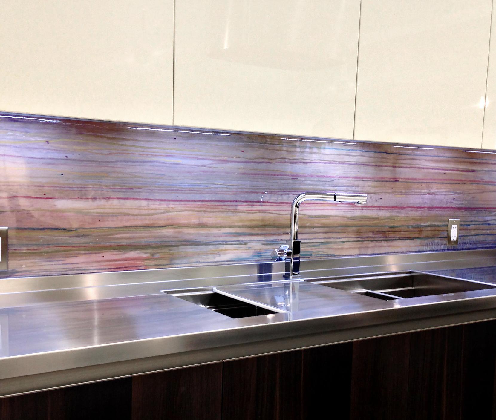 Acrylic Colors Resin Aluminum Art Panel Backsplash Studium Farmhouse Backsplash Backsplash Cheap Backsplash Tile