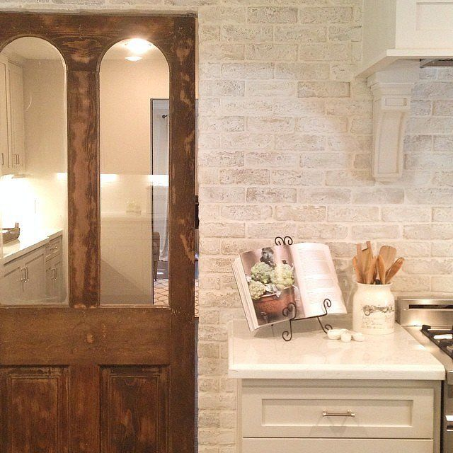 Fixer Upper Kitchen Backsplash: 20 Vintage Decorating Ideas Inspired By Chip And Joanna