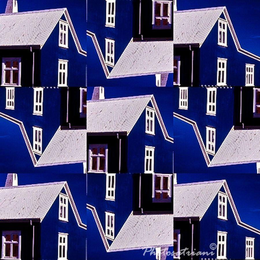 Giuseppe Satriani Blue House Island