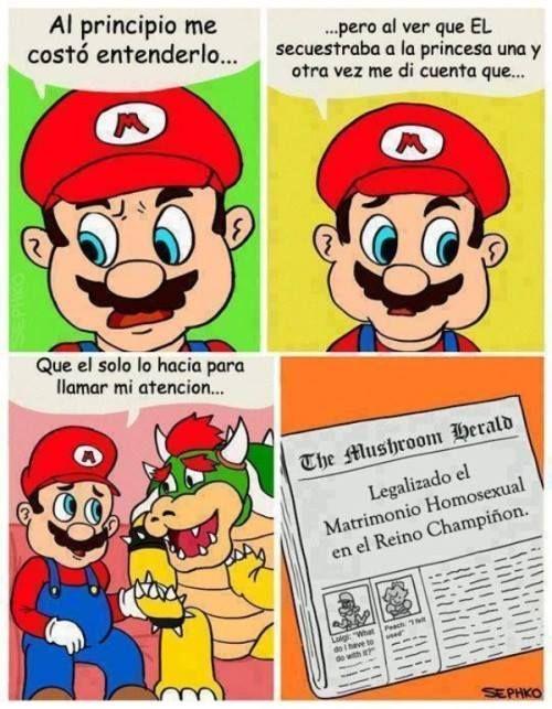 Pin By Susana Reynoso Mejia On Memes Y Cosas Graciosas Funny Pictures Funny Memes Mario Brothers Games