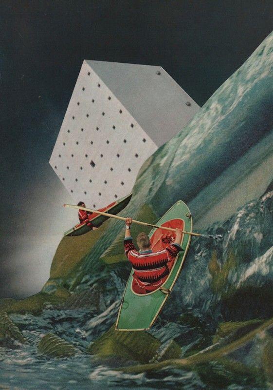Les collages de David Delruelle dubelgekicolledestrucs 01 561x800