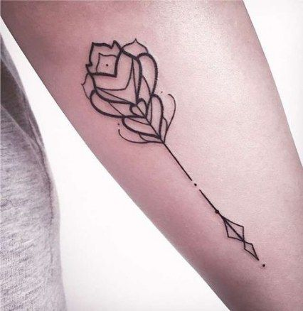 Tattoo arrow rib compass rose 53 ideas #tattoo