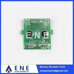 KM720560G01 KONE Elevator Push Button Elevator Lift Spare Parts