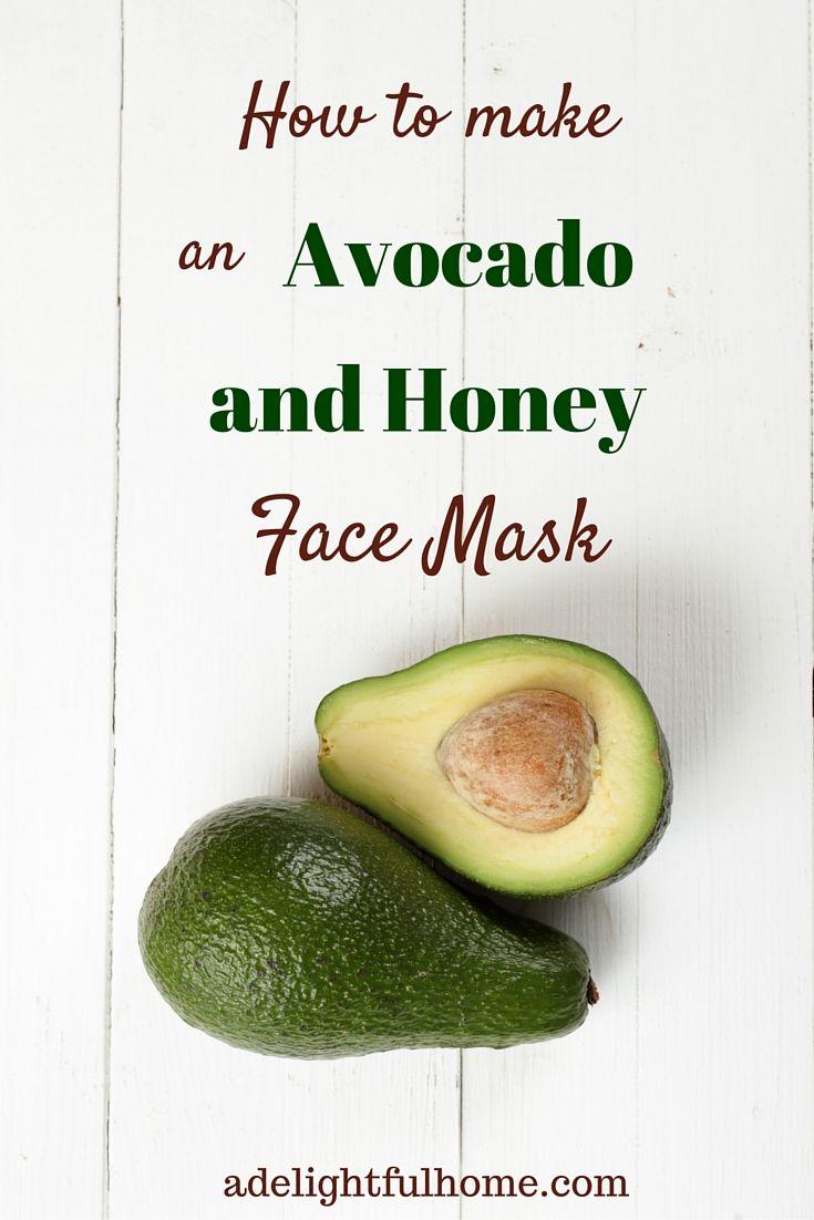 Watch Make A Moisturizing Face Mask With Avocado video