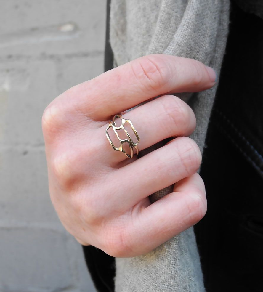 Soft Cell Ring | Soft cell, Ring and Dream closets