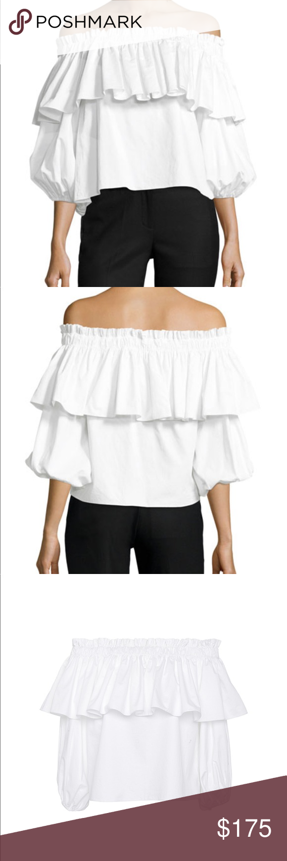 b425e98e5d4db4 Alexis Barbie Off The Shoulder Top Sz Small Like new! Only worn one time!  Super cute Alexis