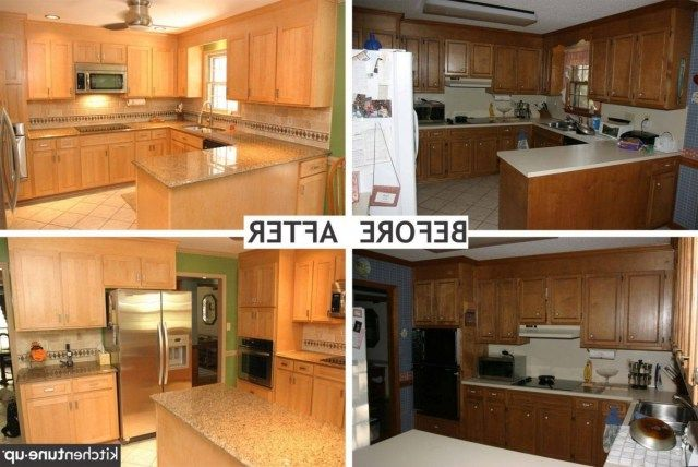 How Much Does It Cost To Reface Kitchen Cabinets | Cheap ...