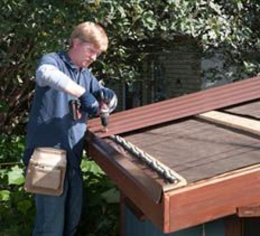 How To Install A Metal Roof Handyman Club Of America I Am Totally