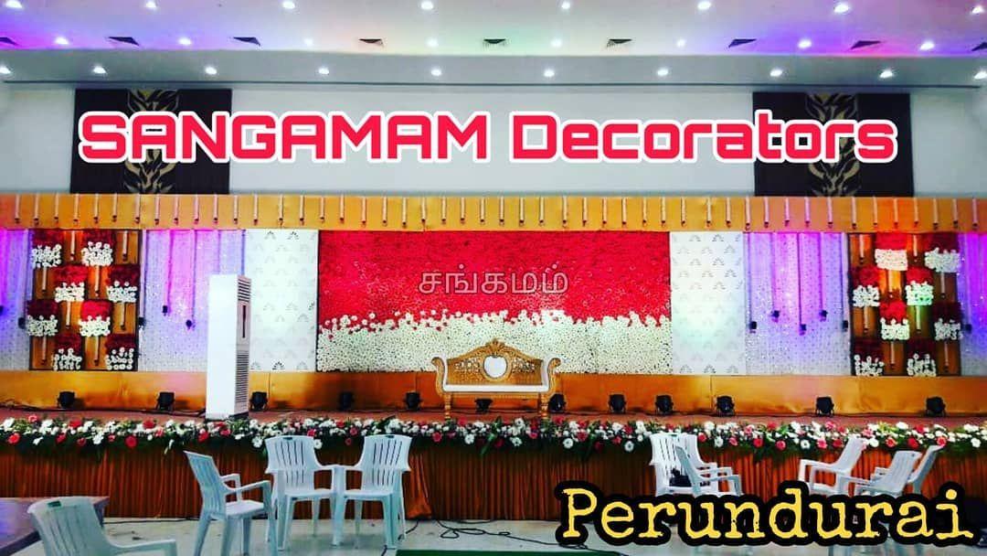 Perundurai, Erode, Tirupur. We Make Your Dreams in Your Weddings💗💗💗 . . . . @sangamam_decorators . @we_luv_perundurai . . .