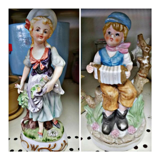 figurine,thriftstorefinds